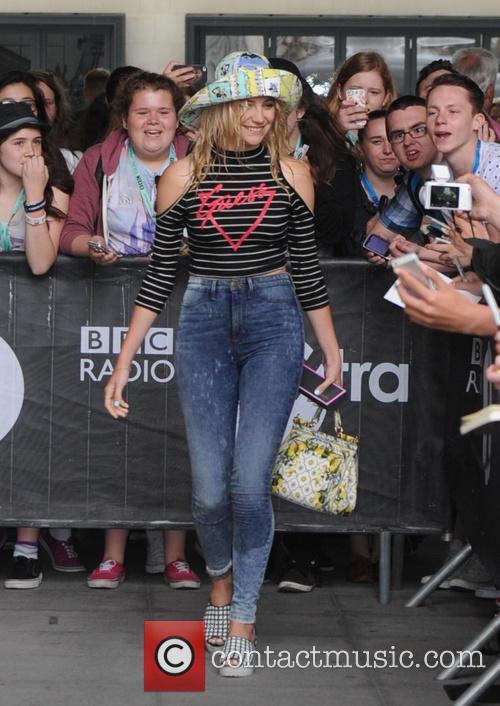 pixie lott pixie lott leaving bbc radio 4249781