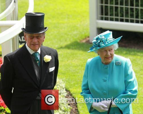 Queen Elizabeth Ii, Prince Phillip and Duke Of Edinburgh 9