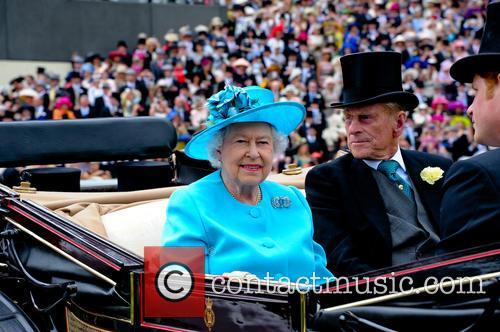 Queen Elizabeth Ii and Duke Of Edinburgh 3