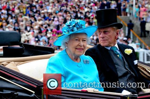 Queen Elizabeth Ii and Duke Of Edinburgh 4