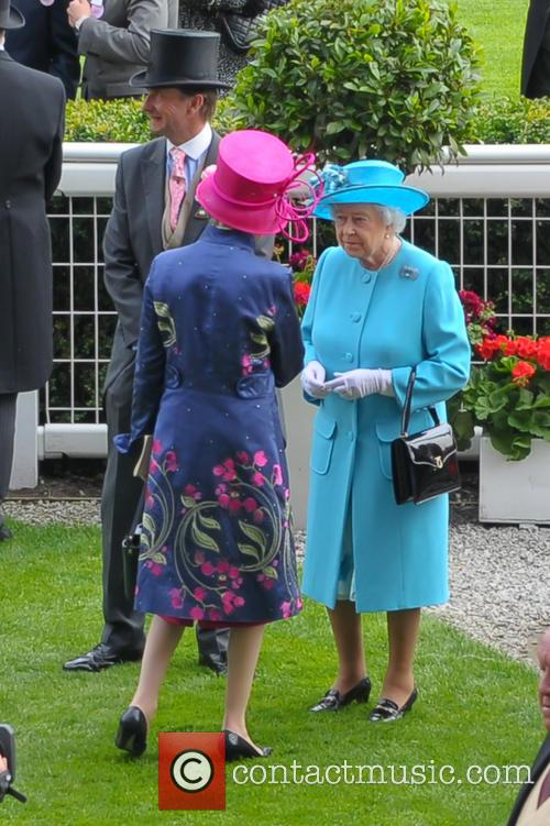 2014 Royal Ascot - Gold Cup Presentation -...