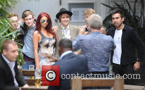 Amy Childs and The Carnabys 5