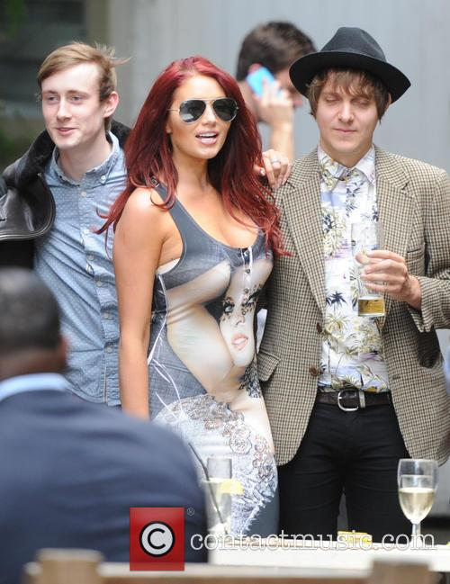 Amy Childs and The Carnabys 1