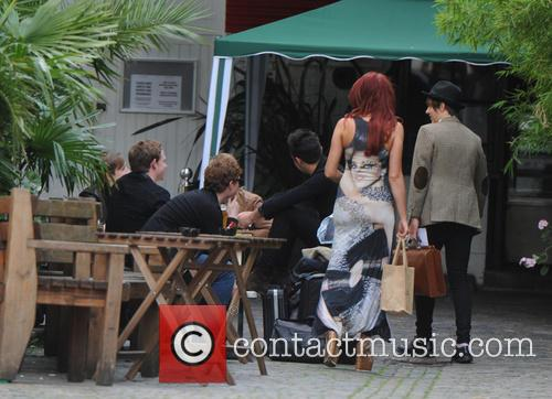 Amy Childs and The Carnabys 8