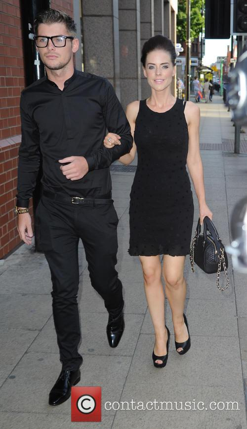Stephanie Waring and Kieron Richardson 4