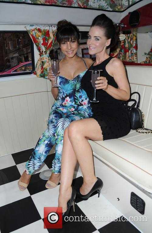 Stephanie Waring and Roxanne Pallett 9