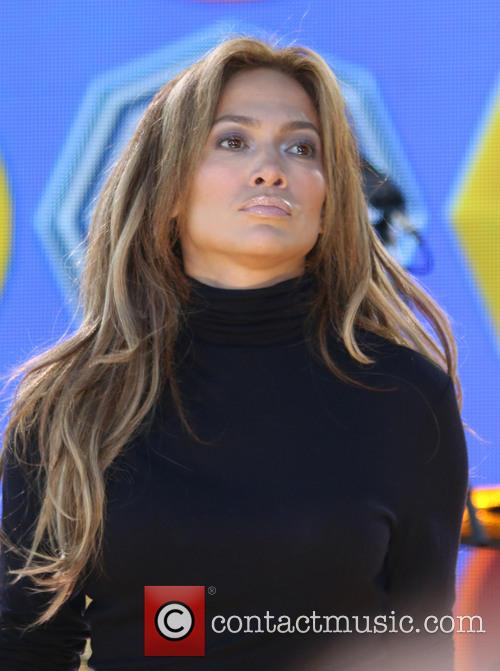 Jennifer Lopez, Central Park