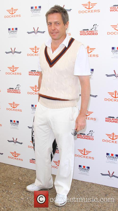 hugh grant dockers flannels for heroes cricket 4252001