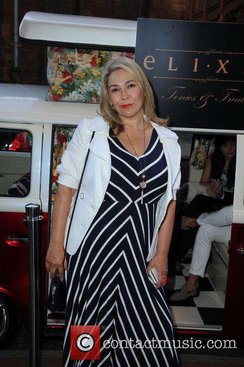 Celebrities attend the Elixir Summer Cocktail Launch Party
