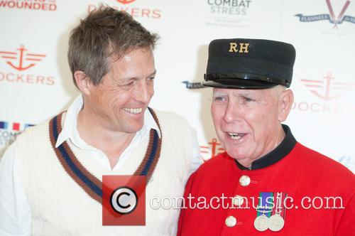 Hugh Grant and Dave Thomson 8