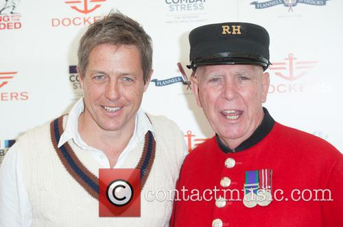 Hugh Grant and Dave Thomson 11
