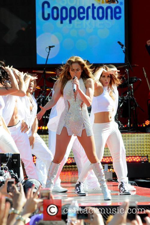 Jennifer Lopez 42
