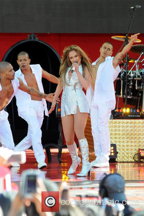 jennifer lopez 2014 gma concert series 4256045