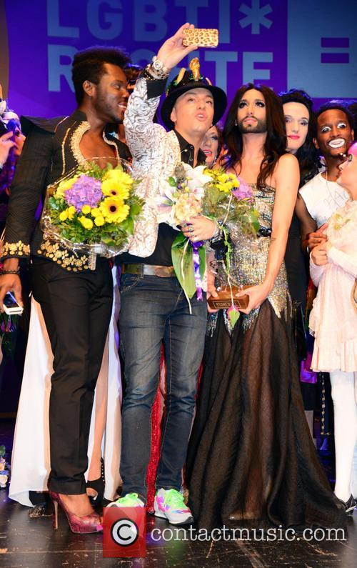 Christopher Street Day (CSD) Stonewall Gala 2014 -...