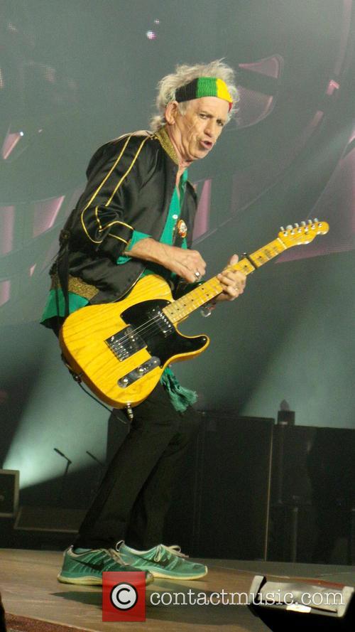 Keith Richards 5