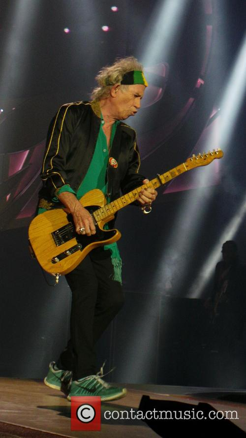 Keith Richards 7