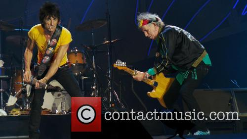 Keith Richards and Ronnie Wood 8
