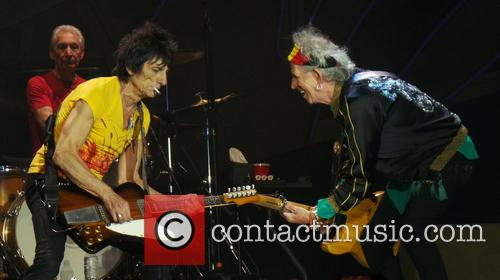 Ronnie Wood and Keith Richards 10