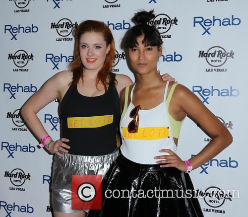 Icona Pop, REHAB Day Club