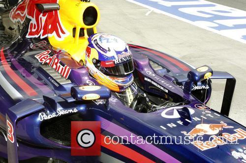 Formula One and Daniel Ricciardo 11