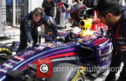 Formula One and Sebastian VETTEL 11