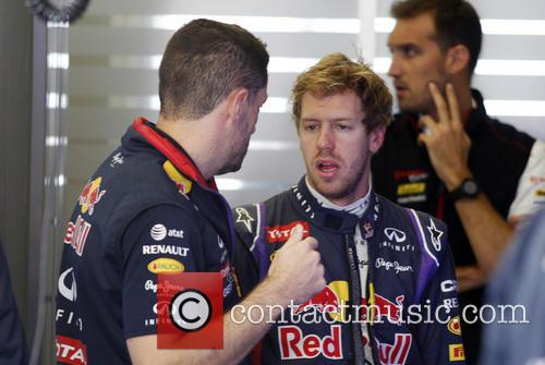 Formula One and Sebastian VETTEL 12