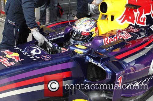 Formula One and Sebastian VETTEL 14