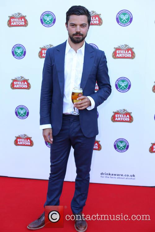 dominic cooper stella artois wimbledon launch party 4253531