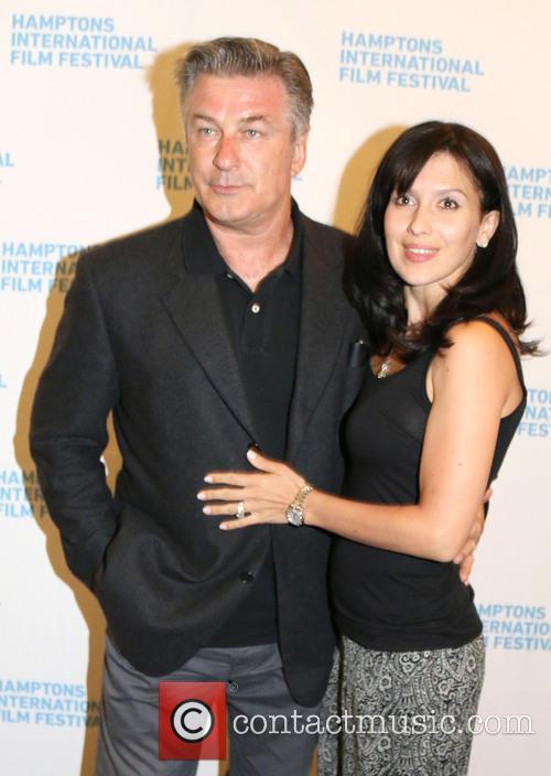 Alec Baldwin and Hilaria Baldwin 4