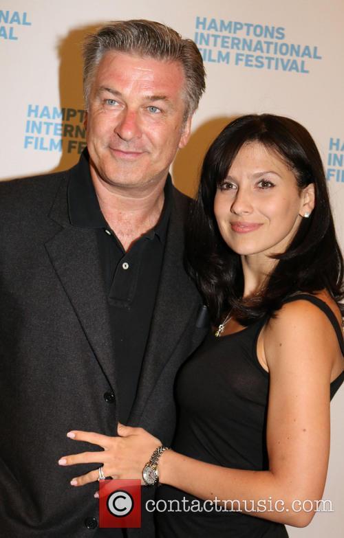 Alec Baldwin and Hilaria Baldwin 5