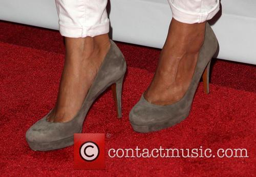 Christina Chang and Shoes 4