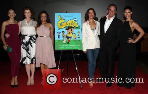 Edy Ganem, Rebecca Wisocky, Judy Reyes, Ana Ortiz, Tom Irwin, Roselyn Sanchez, The Crest