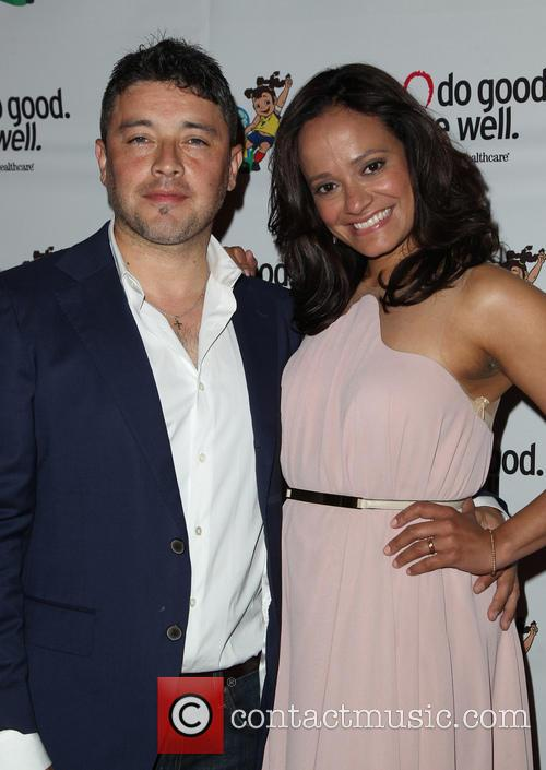 George Valencia and Judy Reyes 4