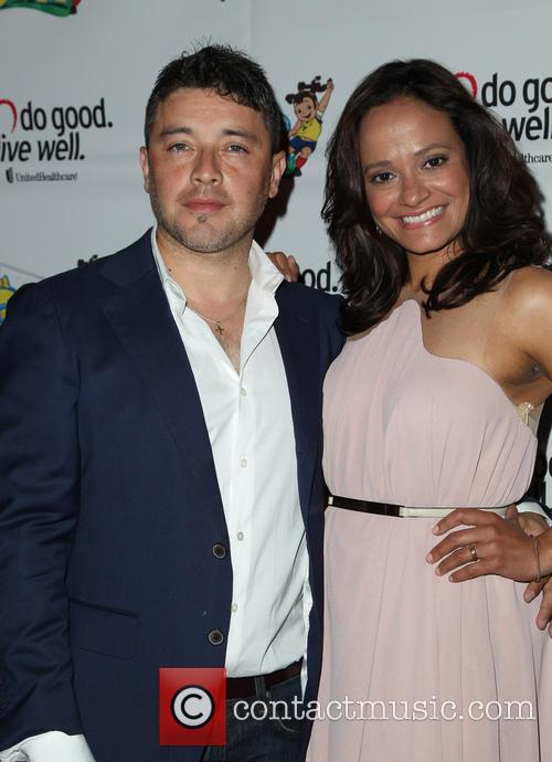 George Valencia and Judy Reyes 6