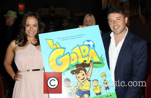 Judy Reyes and George Valencia 5
