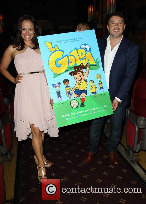 Judy Reyes and George Valencia 11