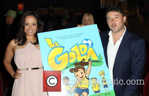 Judy Reyes and George Valencia 1