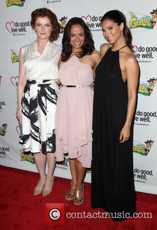 Rebecca Wisocky, Judy Reyes and Roselyn Sanchez 2