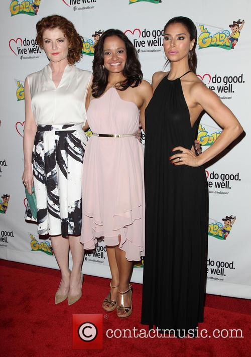 Rebecca Wisocky, Judy Reyes and Roselyn Sanchez 9