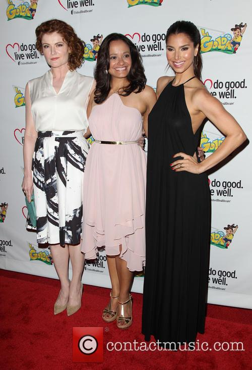 Rebecca Wisocky, Judy Reyes and Roselyn Sanchez 10