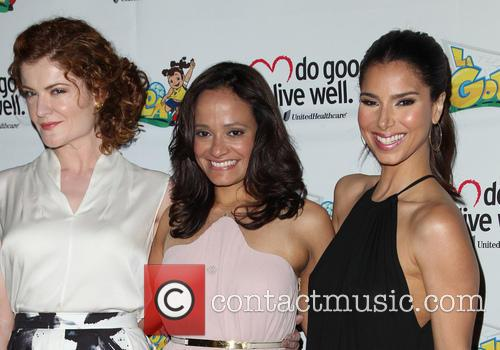 Rebecca Wisocky, Judy Reyes and Roselyn Sanchez 1
