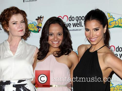 Rebecca Wisocky, Judy Reyes and Roselyn Sanchez 3