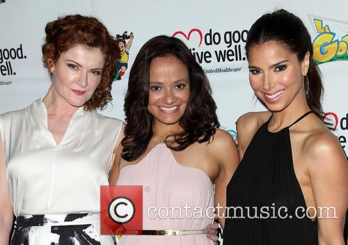 Rebecca Wisocky, Judy Reyes and Roselyn Sanchez 5