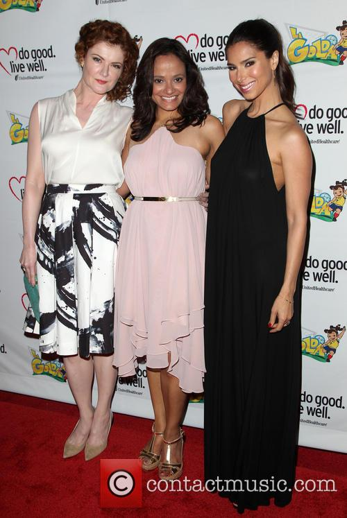 Rebecca Wisocky, Judy Reyes and Roselyn Sanchez 8