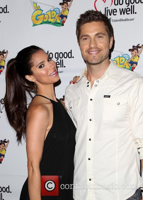 Roselyn Sanchez and Eric Winter 5