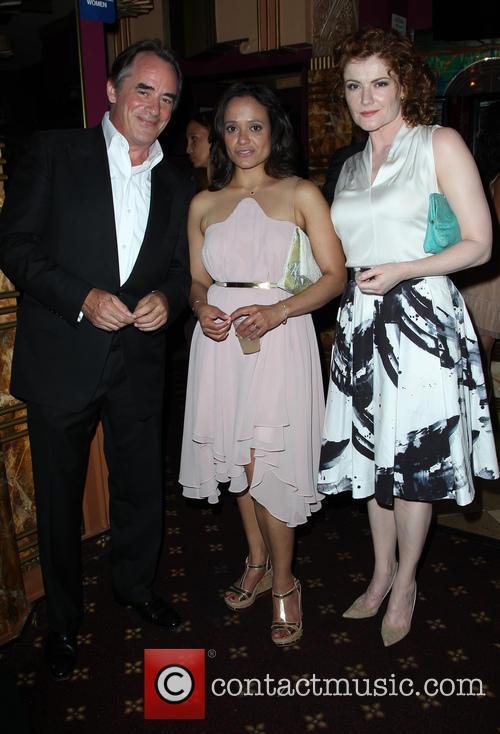 Tom Irwin, Judy Reyes, Rebecca Wisocky, The Crest