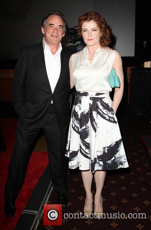 Tom Irwin and Rebecca Wisocky 8
