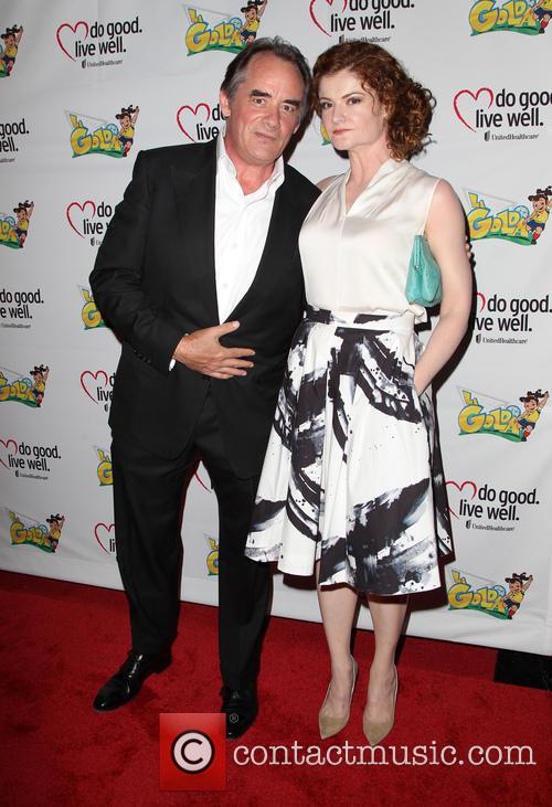 Tom Irwin and Rebecca Wisocky 10