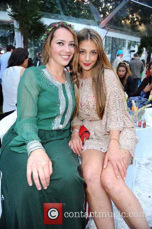 Laura Osswald and Arzu Bazman