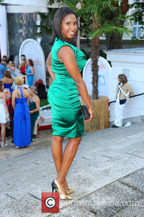 motsi mabuse raffaello summer day 2014 party 2 pictures. Black Bedroom Furniture Sets. Home Design Ideas